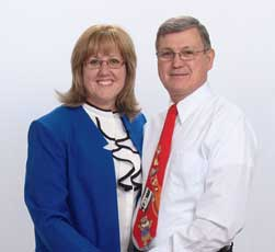 Jeff and Suzan Rupp